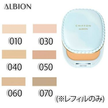 アルビオン スノー ホワイト シフォン / アルビオン