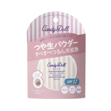 ホワイトピュアパウダー<シャイニー> / CandyDoll