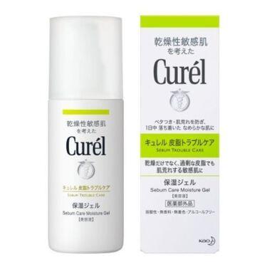 皮脂トラブルケア 保湿ジェル / Curel