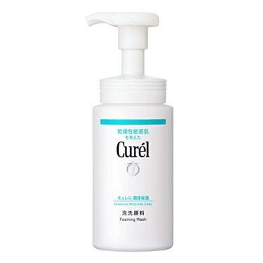 泡洗顔料 / Curel
