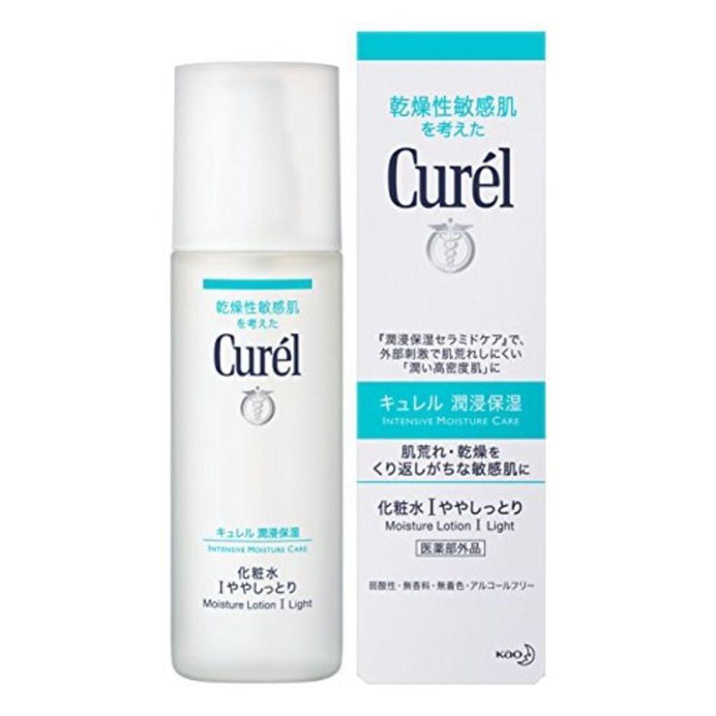 キュレル 化粧水 I