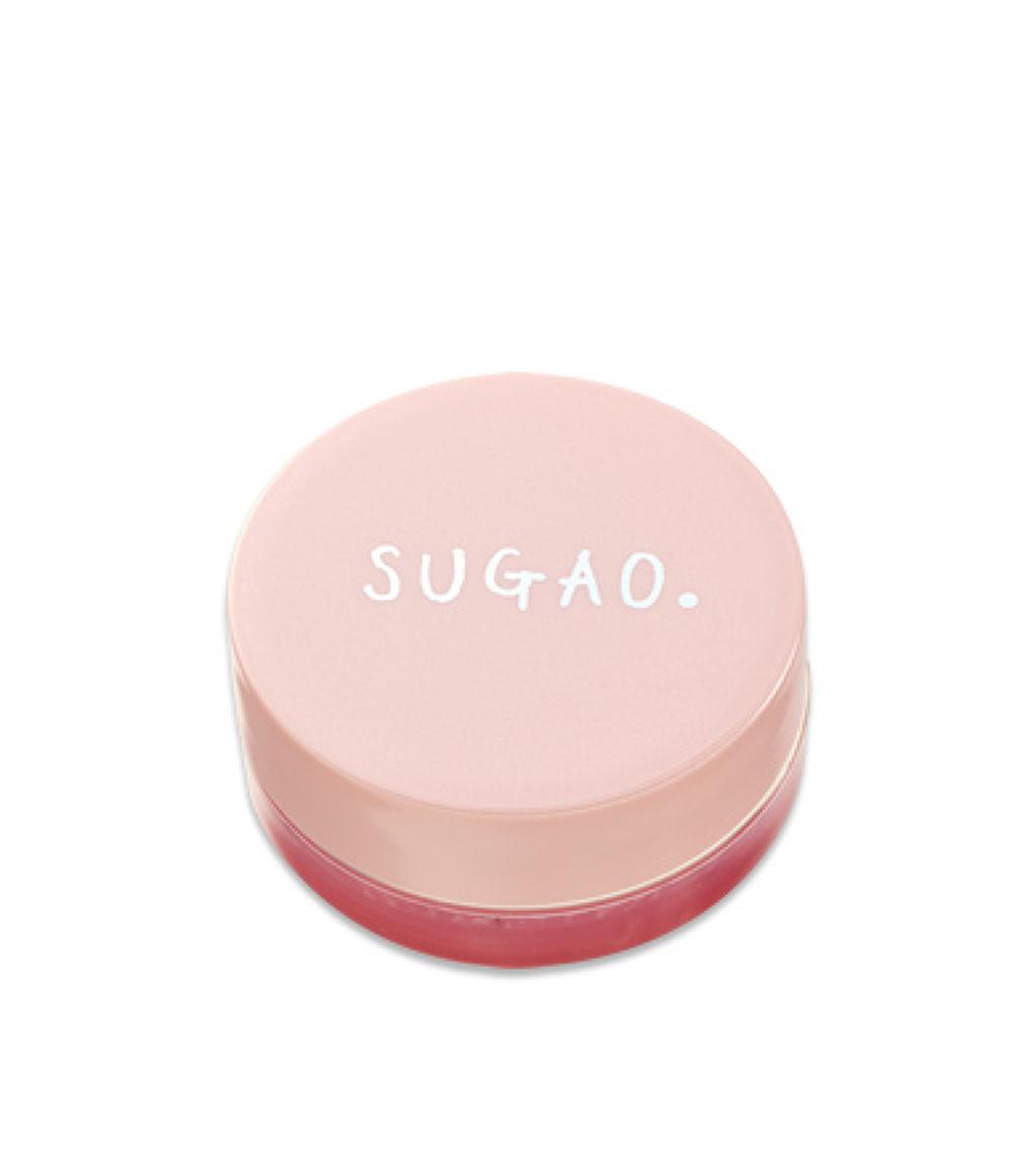 SUGAO スフレ感チークはなやぎピンク