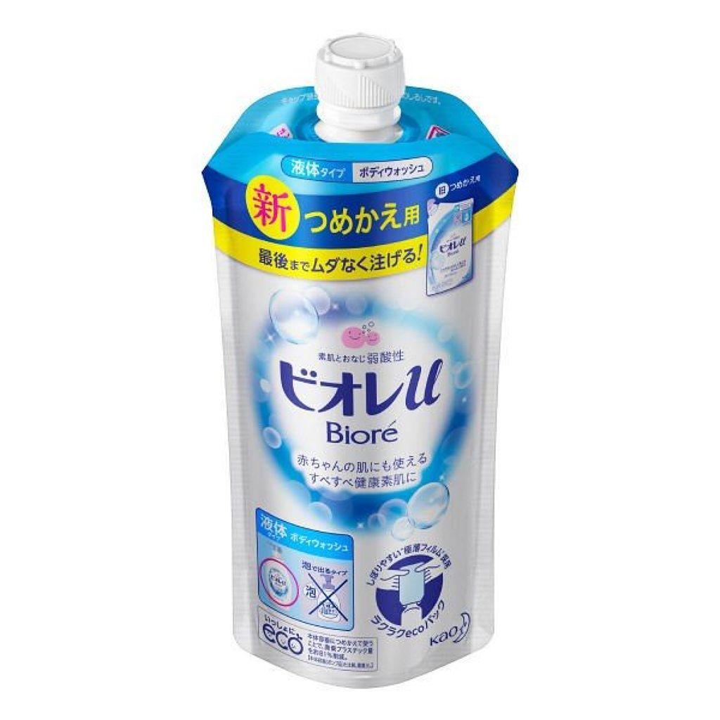フレッシュフローラルの香り 微香性 詰め替え 340ml