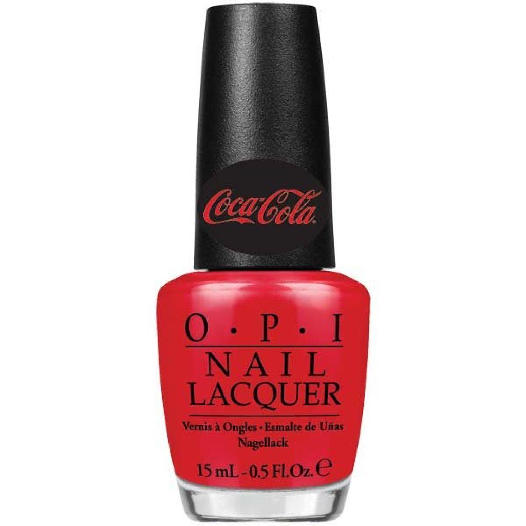 ネイルラッカー NL C13 Coca-Cola Red