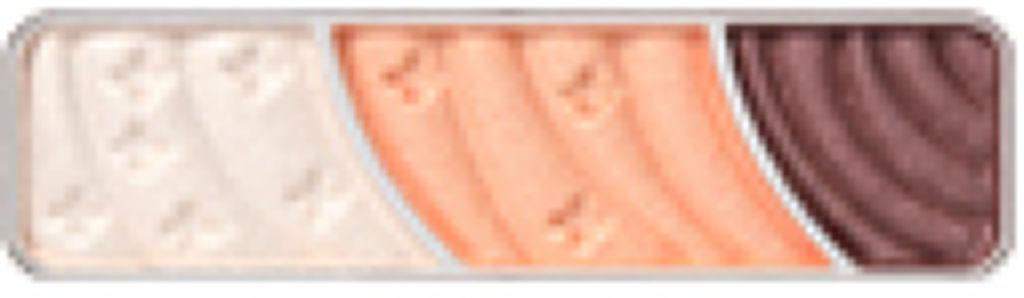 トーンアップアイシャドウ06:オレンジカシス