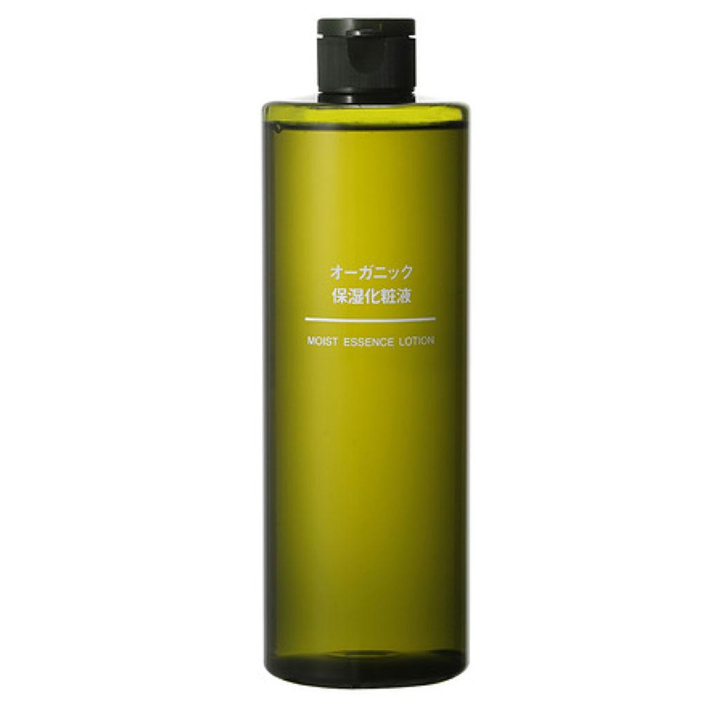 オーガニック保湿化粧液 無印良品