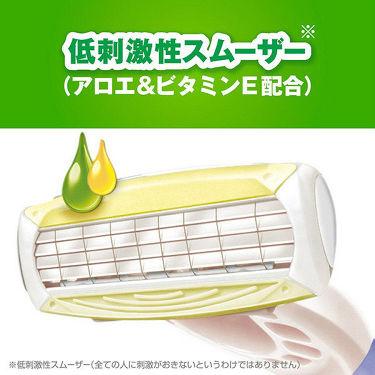 シック Schick ボディ用 クアトロ4 ディスポ フォーウーマン 敏感肌用 3本入×2個パック 使い捨てタイプ 女性用 カミソリ シック