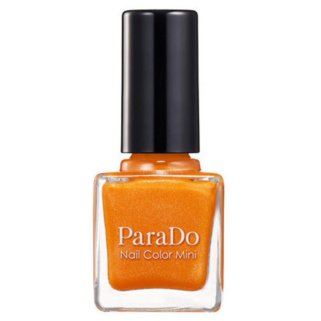 ネイルカラー ミニ OR01 マンゴーオレンジ