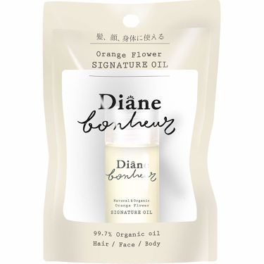 ダイアンボヌール/ヘアオイル オレンジフラワーの香り 18ml