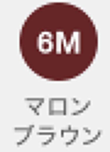 カラークチュール クリームヘアカラー 6M マロンブラウン