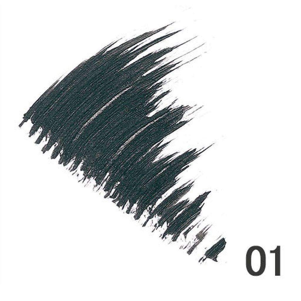 トーン ロング ラッシュ マスカラ 01