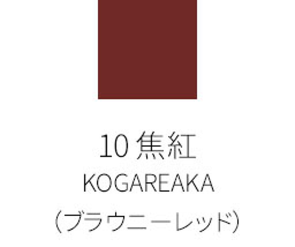 モイスチャー リッチ リップスティック10 焦紅 -KOGAREAKA