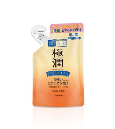 極潤プレミアム ヒアルロン乳液(旧) 140mL(つめかえ用)