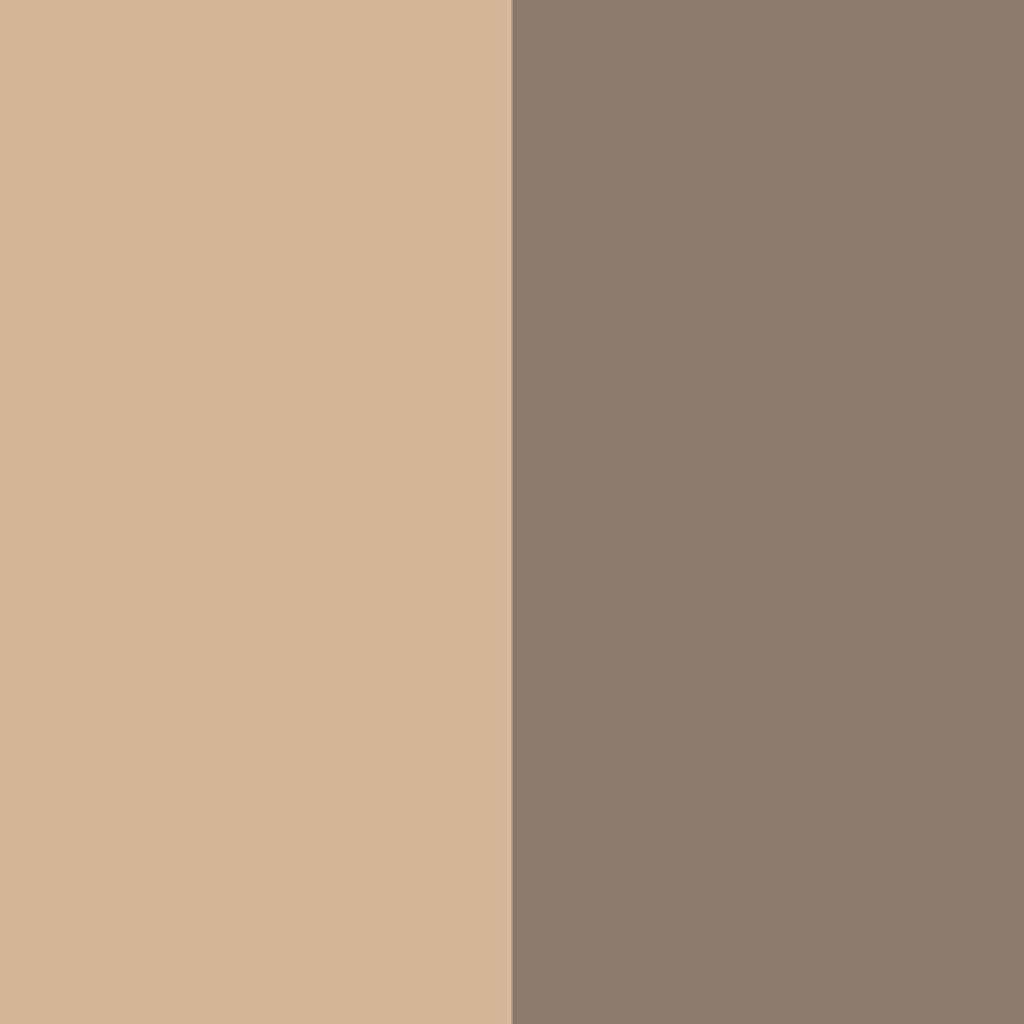 ツーカラー アイシャドウ06 カーキブラウン