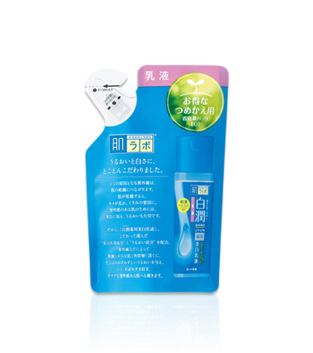 白潤 薬用美白乳液 140mL(つめかえ用)