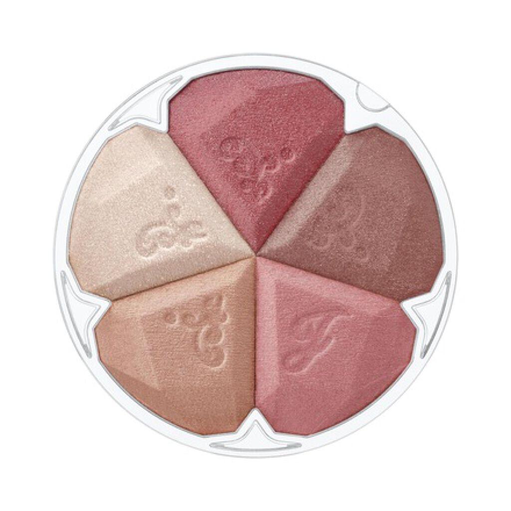 ブルーム ミックスブラッシュ コンパクト 11 blushing poppy