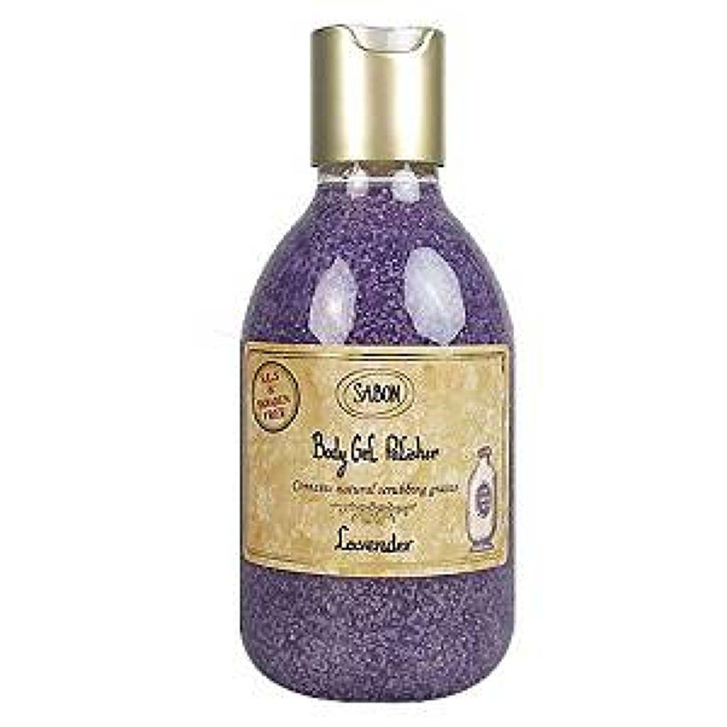ボディジェルポリッシャー Lavender