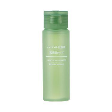 ハーバル化粧水・高保湿タイプ 無印良品