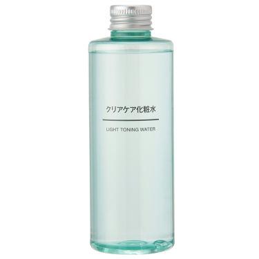 クリアケア化粧水 無印良品