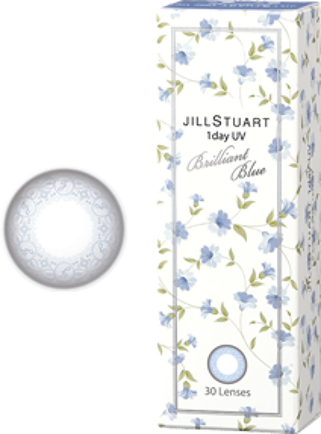 JILL STUART 1day UV ブリリアント ブルー