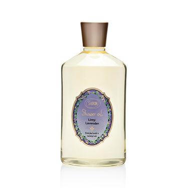 シャワーオイル フレッシュなライムが優しいラベンダーと奏でる春の香り