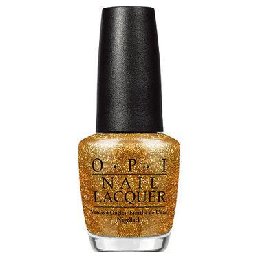 ネイルラッカー HL D07 Golden Eye(Glitter)