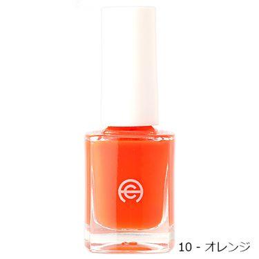 AC ネイルエナメル M 10 オレンジ