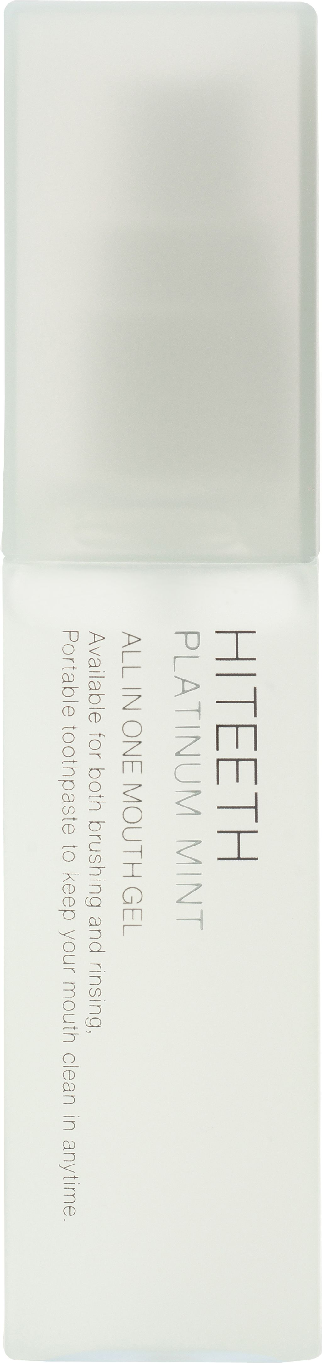 HITEETH ALL IN ONE MOUTH GELPLATINUM MINT