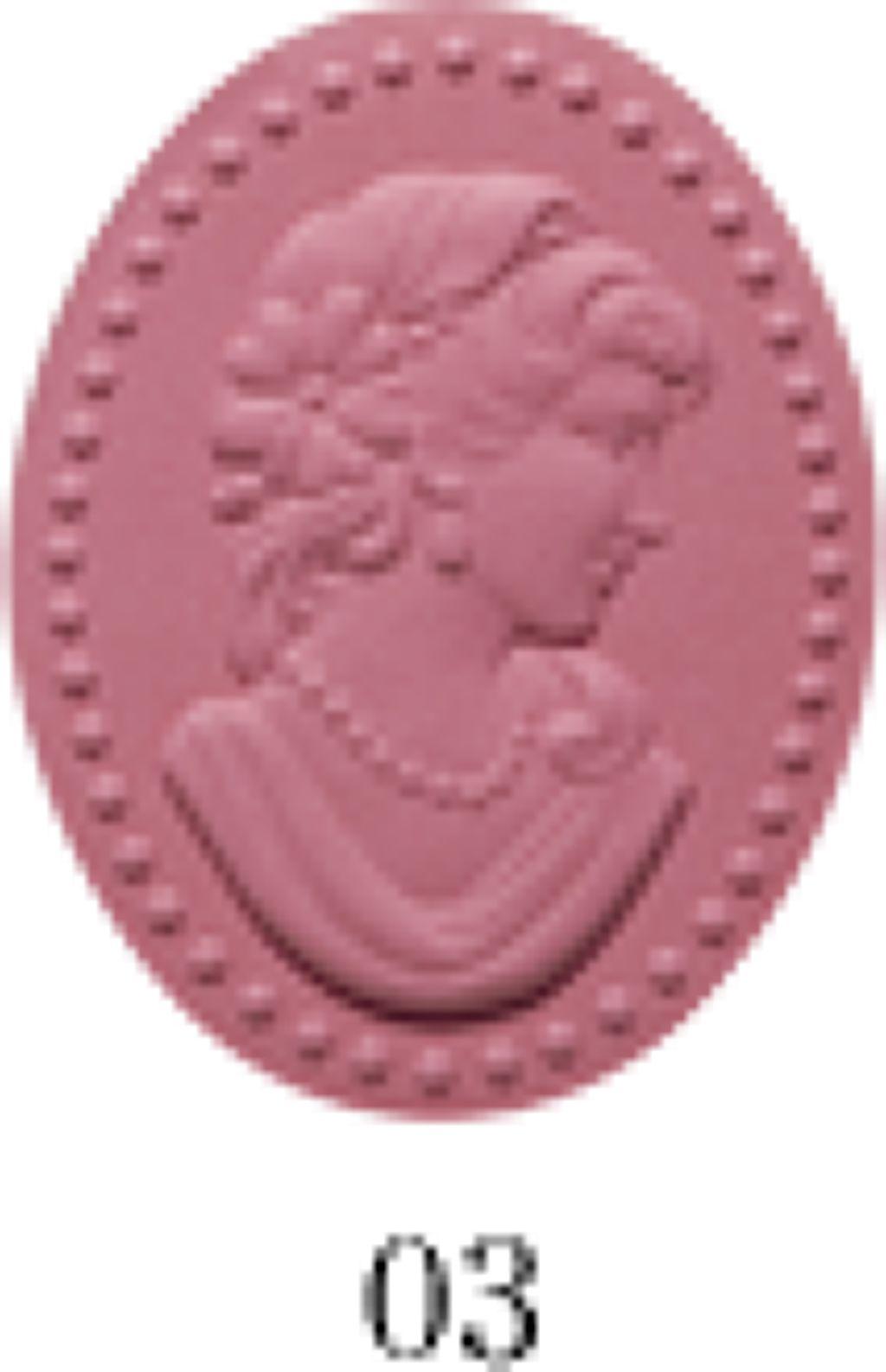 プレスト チークカラー03 Pompadour ポンパドール(ルイ15世の公妾)