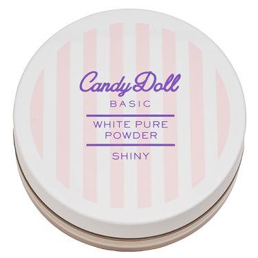 ホワイトピュアパウダー<シャイニー> CandyDoll