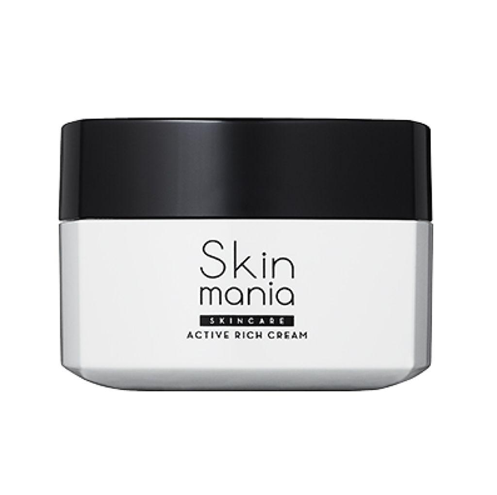 Skin mania アクティブリッチクリーム スキンマニア