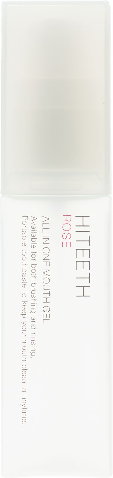 HITEETH ALL IN ONE MOUTH GEL ROSE