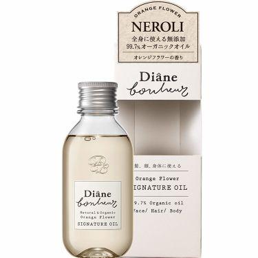 ダイアンボヌール/ヘアオイル オレンジフラワーの香り