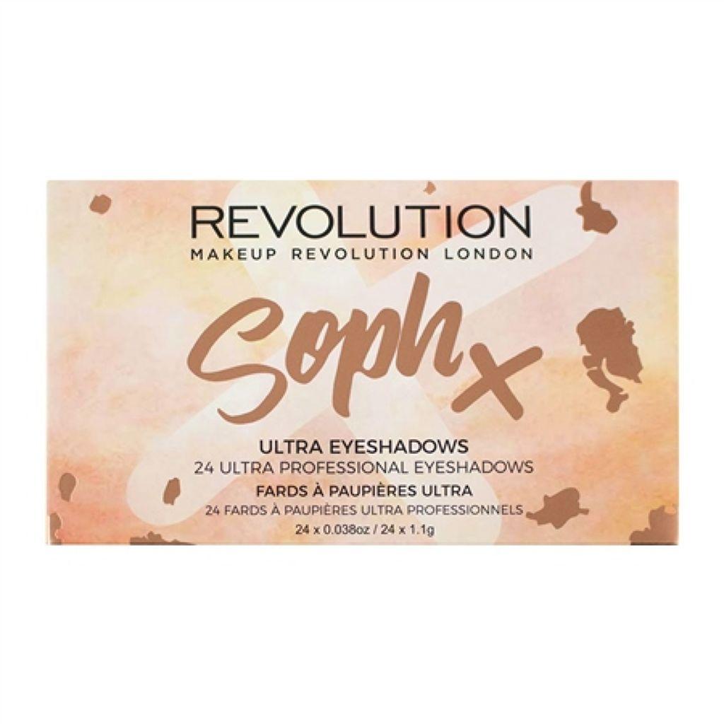 Revolution Soph Eyeshadow Palette