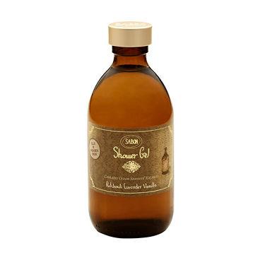 シャワージェル Patchuoli Lavender Vanilla