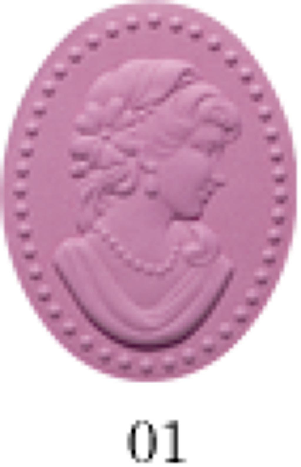 プレスト チークカラー01 Josephine ジョゼフィーヌ(ナポレオン最初の妻の名)