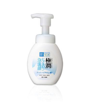 極潤 ヒアルロン泡洗顔 160ml(ポンプ)