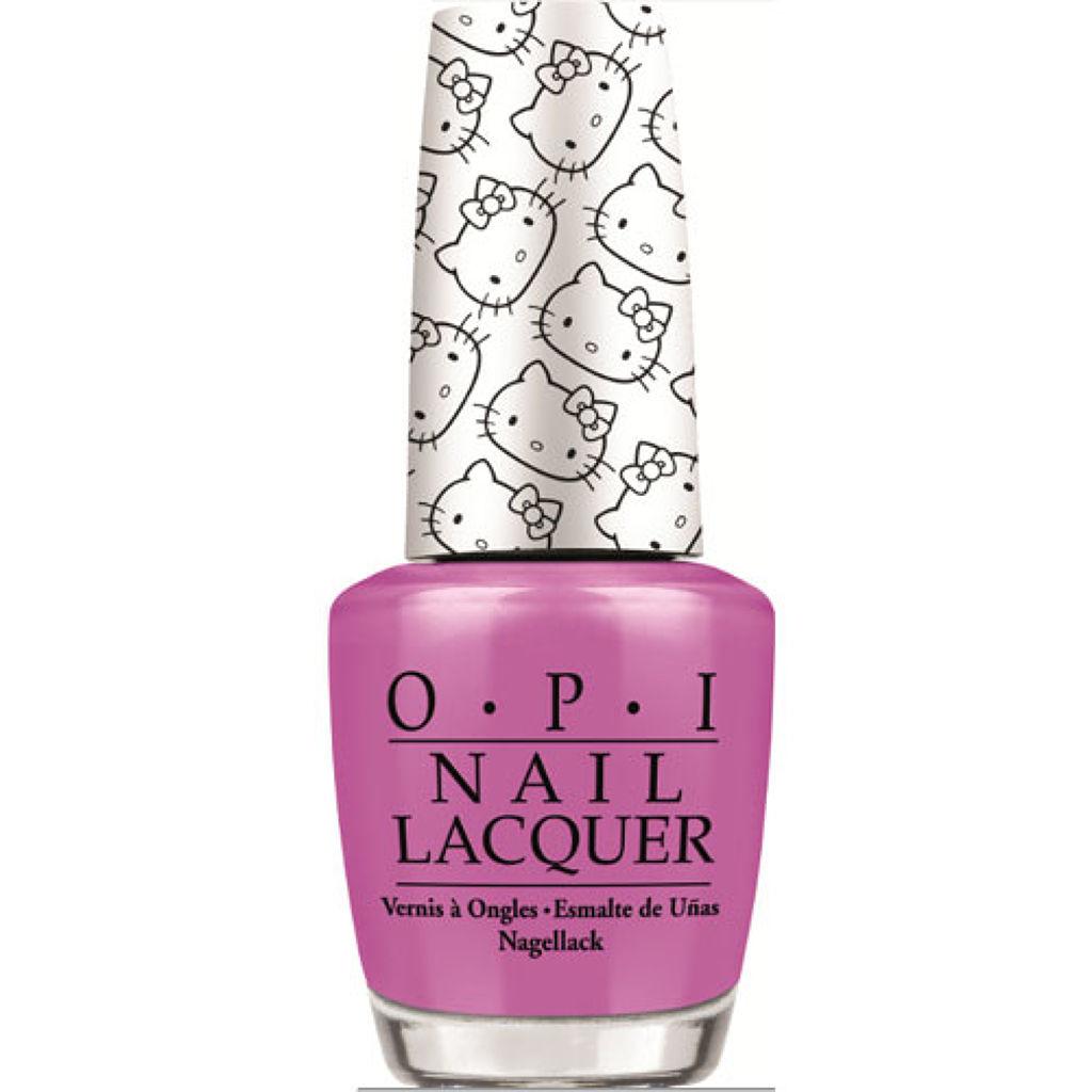 ネイルラッカー NL H87 Super Cute in Pink