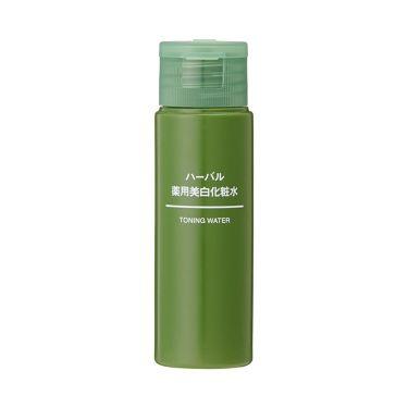 ハーバル薬用美白化粧水 無印良品