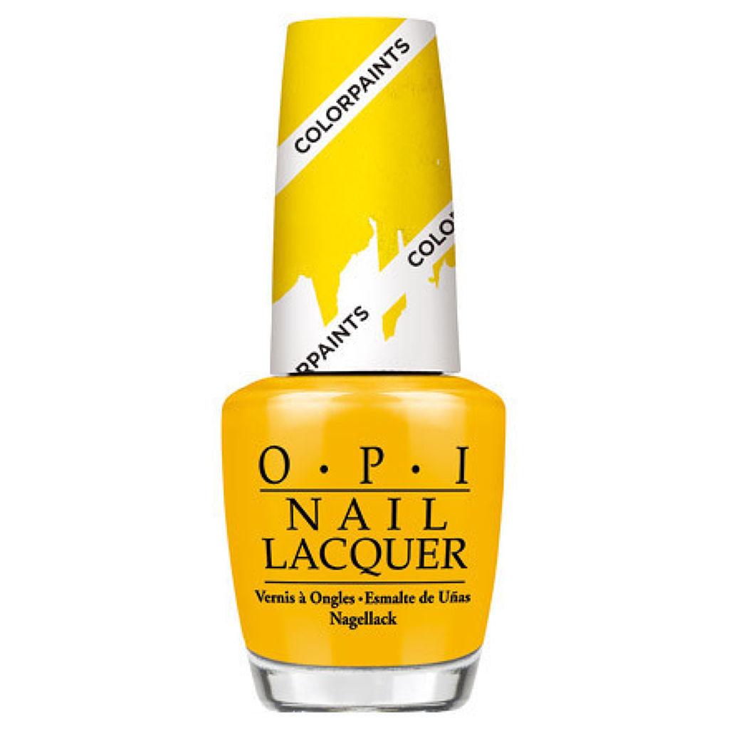 ネイルラッカー NL P20 Primarily Yellow