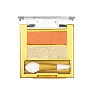 デュアルアイシャドウ N DU02 サンセットオレンジ