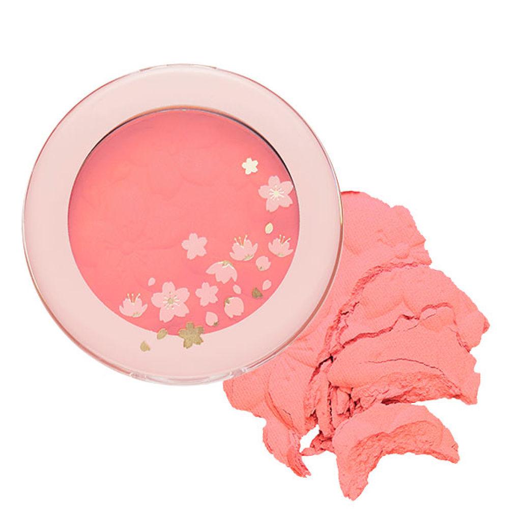 ピクニック ブロッサムチーク PK001 太陽浴びた満開の桜