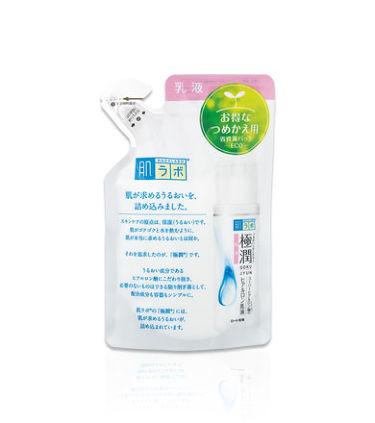 極潤 ヒアルロン乳液(旧) 140mL(つめかえ用)
