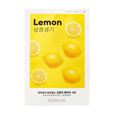 エアリーシートマスク レモン