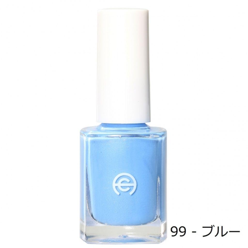 AC ネイルエナメル M 99 ブルー