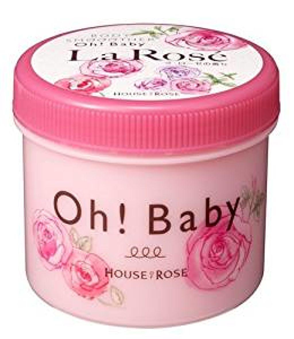 Oh! Baby ボディ スムーザー ラ・ローゼの香り