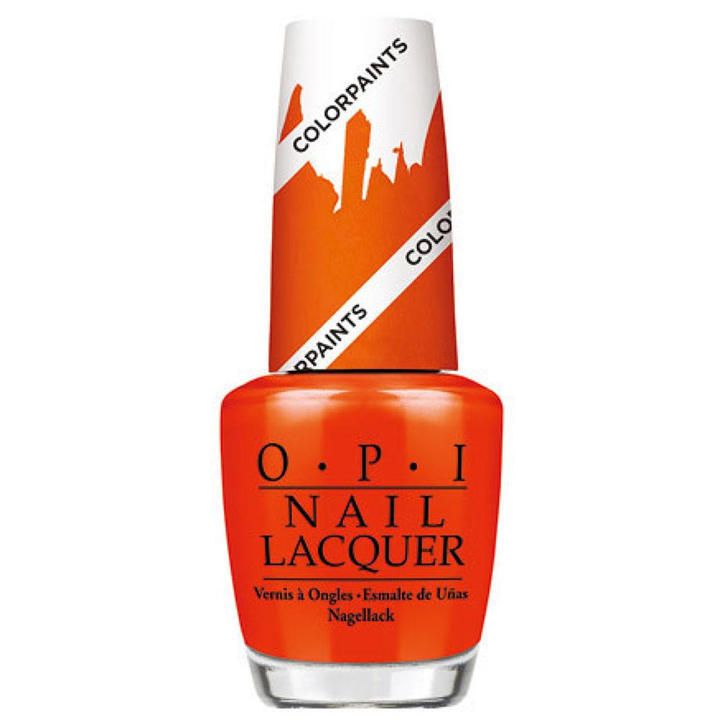 ネイルラッカー NL P21 Chromatic Orange