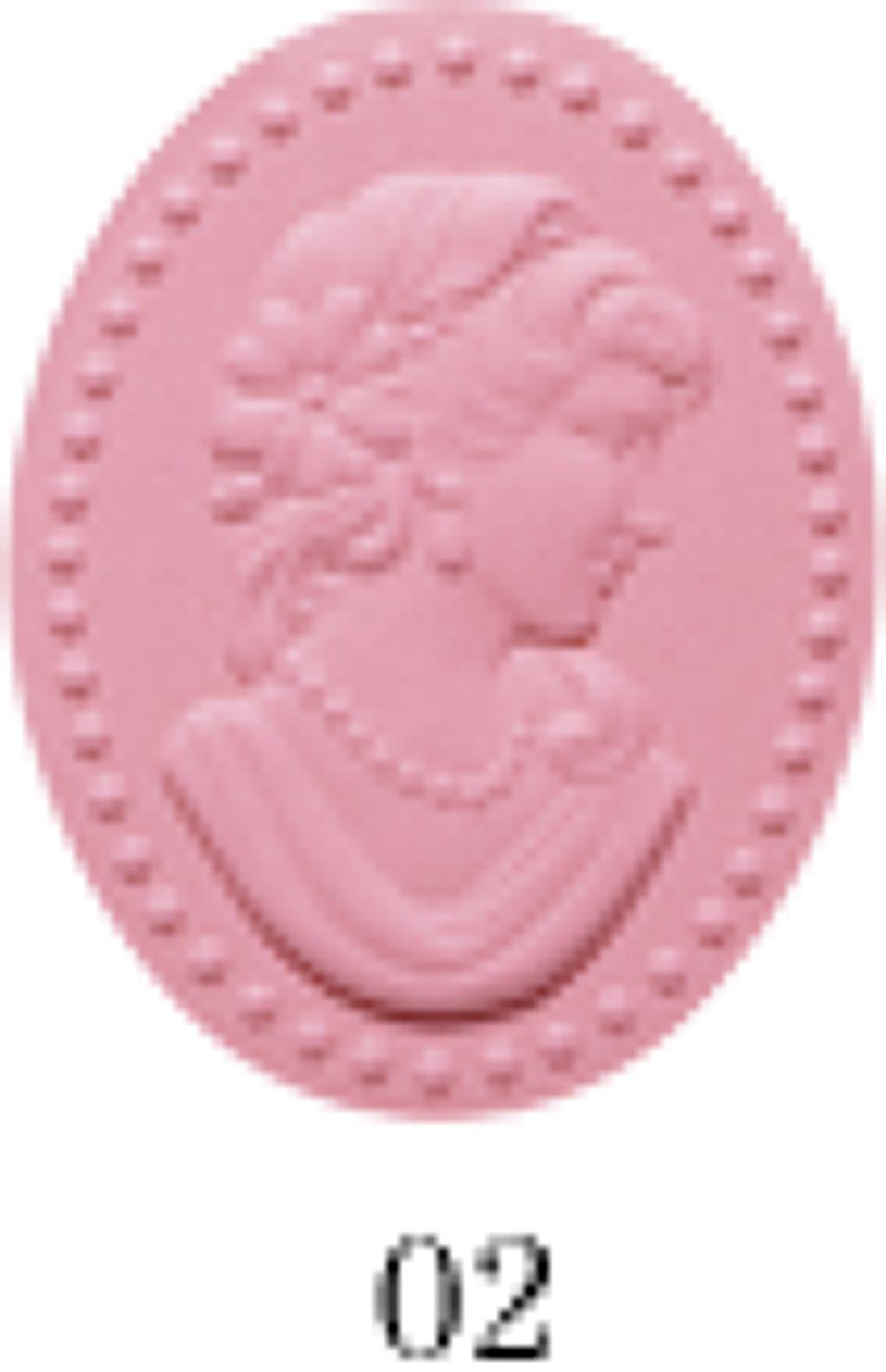 プレスト チークカラー02 Dragee ドラジェ(糖衣菓子)
