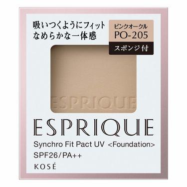 シンクロフィット パクト UV PO-205 ピンクオークル