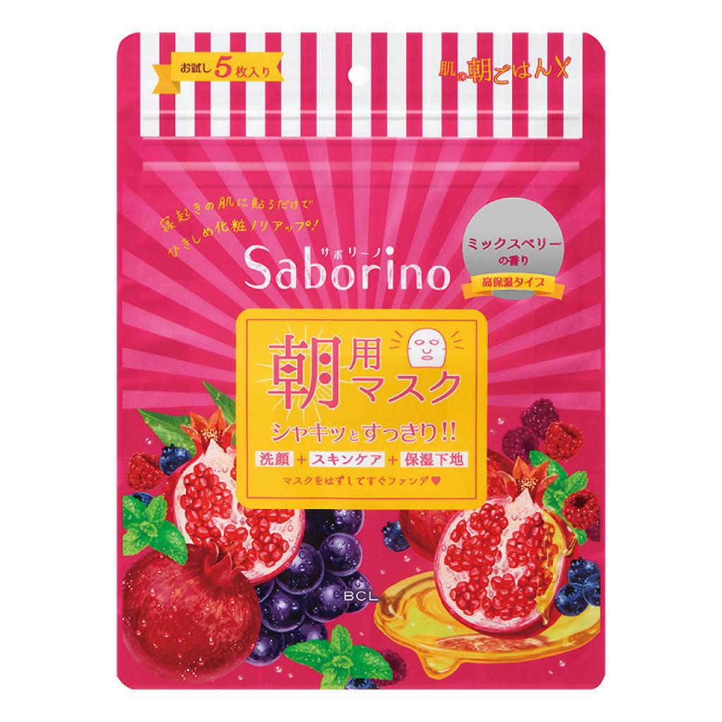 目ざまシート 完熟果実の高保湿タイプ 5枚入